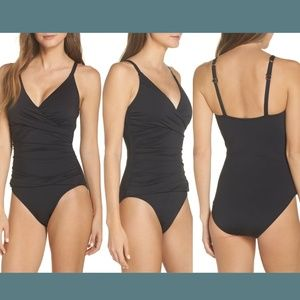 NWT $149 Tommy Bahama Pearl One-Piece Swimsuit 16